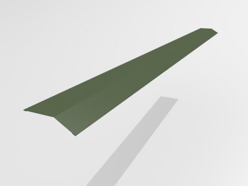 Картинка товара Kарнизный профиль Интерпрофиль Гранит Премиум