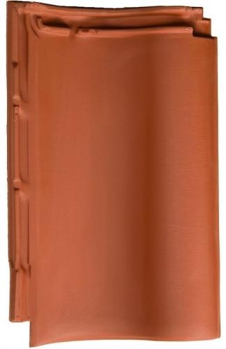 Картинка товара Керамическая черепица ABC TG 10 натуральный красный