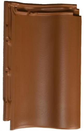 Картинка товара Керамическая черепица ABC TG 10 медно-коричневый
