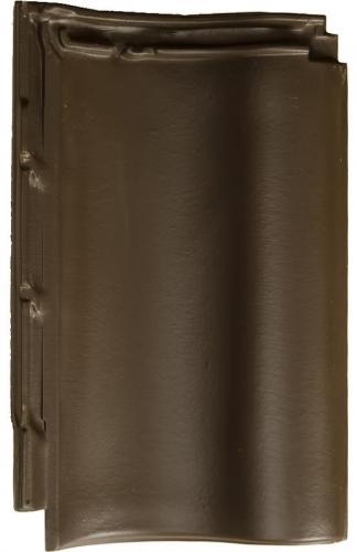 Картинка товара Керамическая черепица ABC TG 10 орехово-коричневый