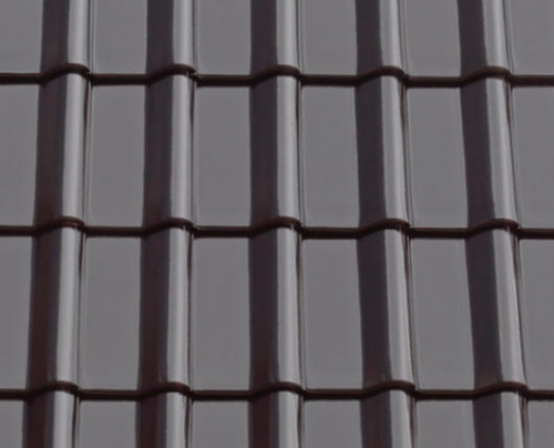 Картинка товара Керамическая черепица ABC Modena 11 графит