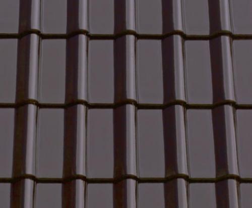 Картинка товара Керамическая черепица ABC Modena 11 Полисандр