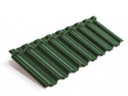 Картинка товара Композитная черепица Metrotile MetroClassic Зеленый