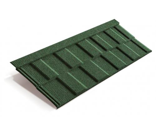 Картинка товара Композитная черепица Metrotile MetroGallo Зеленый