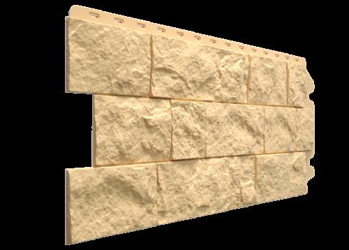 Картинка товара Фасадные панели Docke Fels Слоновая кость