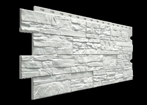 Картинка товара Фасадные панели Деке Stein Молочный