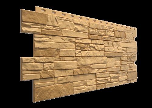 Картинка товара Фасадные панели Деке Stein Бронза