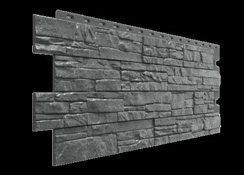 Картинка товара Фасадные панели Деке Stein Антрацит