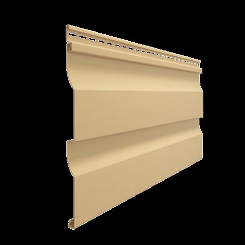 Картинка товара Сайдинг Docke Premium Корабельный брус Карамель