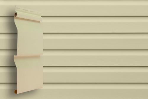 Картинка товара Сайдинг Grand Line Корабельный брус D4 Slim слоновая кость
