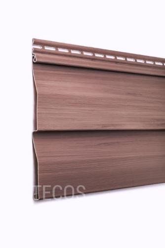 Картинка товара Сайдинг Текос Natural wood effect корабельный брус Канадский дуб