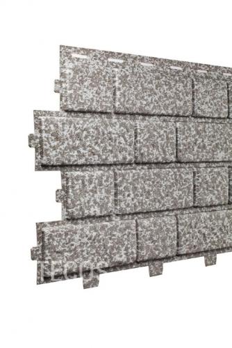 Картинка товара Фасадные панели Текос Brickwork Сильвер