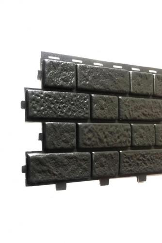 Картинка товара Фасадные панели Текос Brickwork Графит