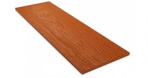 Картинка товара Фиброцементный сайдинг Decover Terracotta