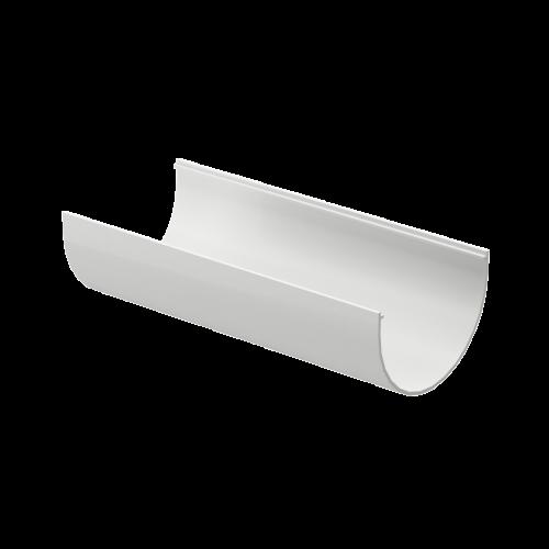 Картинка товара Желоб водосточный 3м Деке Стандарт