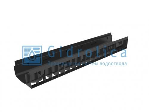 Картинка товара Лоток водоотводный Gidrolica Pro DN150 пластиковый