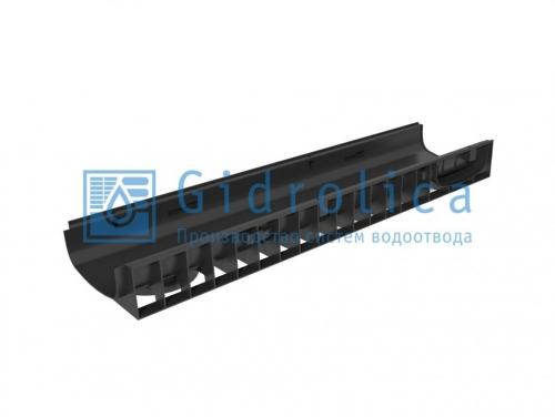 Картинка товара Лоток водоотводный Gidrolica Standart DN200 пластиковый
