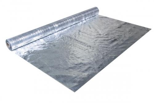 Картинка товара Пароизоляция Fakro ТЕРМОФОЛ 90 алюминиевая