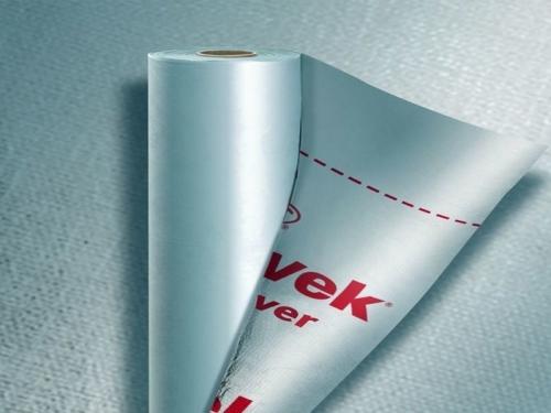 Картинка товара Супердиффузионная мембрана Tyvek Solid Silver