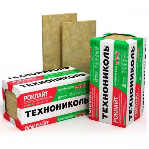 Картинка товара Утеплитель Роклайт ТехноНиколь 50 мм