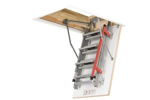 Картинка товара Чердачная Лестница Fakro LML Lux металлическая