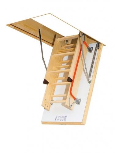 Картинка товара Чердачная Лестница Fakro LTK Energy термоизоляционная