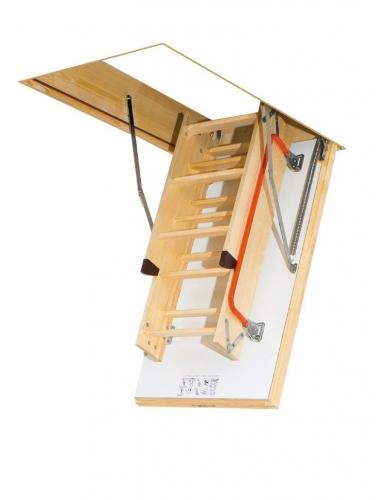 Картинка товара Чердачная Лестница Fakro LTK термоизоляционная