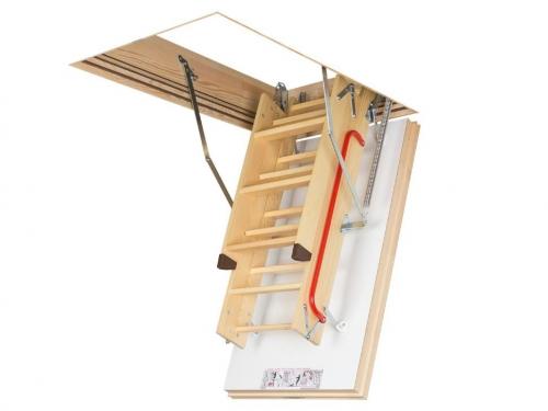 Картинка товара Чердачная Лестница Fakro LWT Суперэнергосберегающая