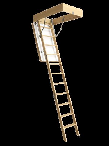 Картинка товара Чердачная лестница Docke Lux