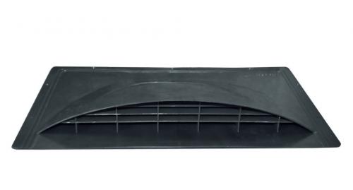 Картинка товара Аэратор Аквасистем Стандартный пластиковый (черный)