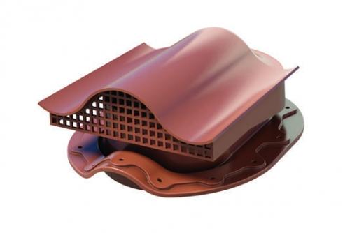 Картинка товара Аэратор Поливент КТВ вентиль для металлочерепицы Монтеррей