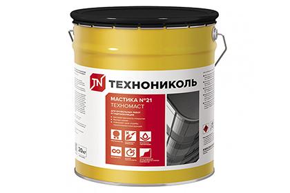Картинка товара Мастика гидроизоляционная ТехноНИКОЛЬ №24 (МГТН)