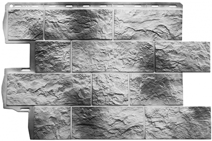 Картинка товара Панель Туф, Камчатский, 800х590мм