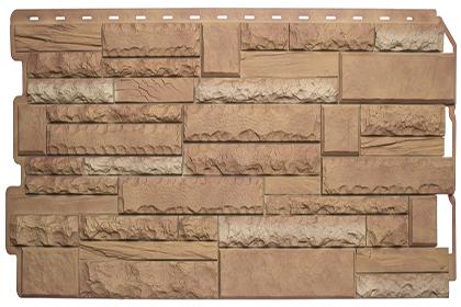 Картинка товара Панель Скалистый камень, Памир Комби, 1170х450мм