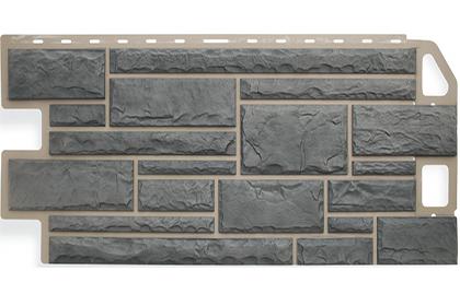 Картинка товара Панель Камень, Серый, 1130х470мм