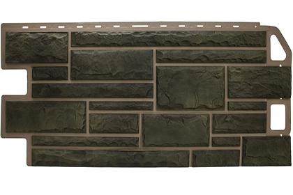 Картинка товара Панель Камень, Малахит, 1130х470мм