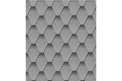 Картинка товара Гибкая черепица IKO Armourshield Granite grey