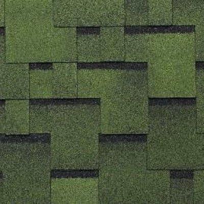 Картинка товара Черепица Тегола Top Shingle Футуро Зеленый