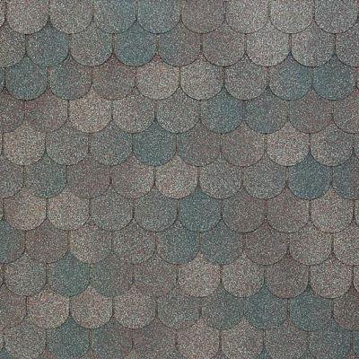 Картинка товара Черепица Тегола NOBIL TILE Верона Темно-серый