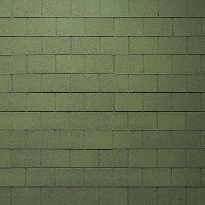 Картинка товара Мягкая кровля Тегола Нордлэнд Классик Зеленый