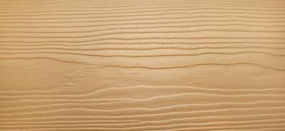 Картинка товара Сайдинг фиброцементный Cedral Wood цвета C11 золотой песок с фактурой под дерево