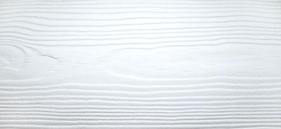 Картинка товара Сайдинг фиброцементный Cedral Wood цвет C01 белый минерал, фактура под дерево