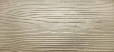 Картинка товара Сайдинг фиброцементный Cedral Wood цвета C03 белый песок, с фактурой под дерево