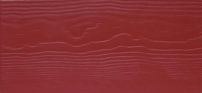 Картинка товара Сайдинг фиброцементный Cedral Wood цвета С61 красная земля с фактурой под дерево