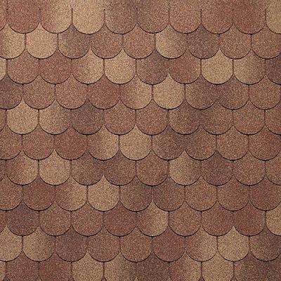 Картинка товара Мягкая кровля Тегола Нордлэнд Антик Терракота