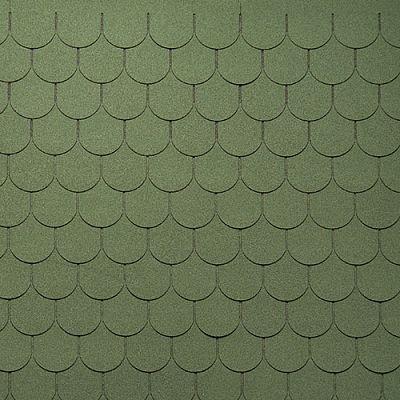 Картинка товара Мягкая кровля Тегола Нордлэнд Антик Зеленый