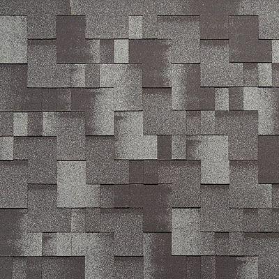 Картинка товара Черепица Тегола Нордлэнд Альпин Черный с отливом
