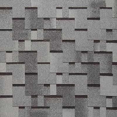 Картинка товара Черепица Тегола Нордлэнд Альпин Серый с отливом