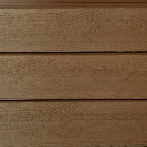 Картинка товара Фасадная облицовка из ДПК CM Cladding Bark Тик 156х21х3000