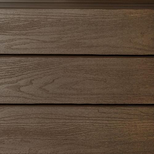 Картинка товара Фасадная облицовка из ДПК CM Cladding Bark Мербау 156х21х3000
